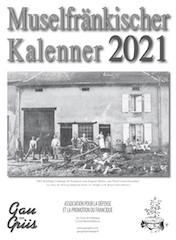 Moselfränkische Kalenner 2021