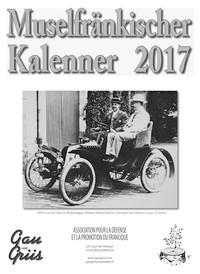 Muselfränkischer Kalenner 2017