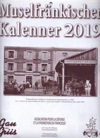 Muselfränkischer Kalenner 2019