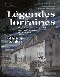 Légendes lorraines de Moselle francique